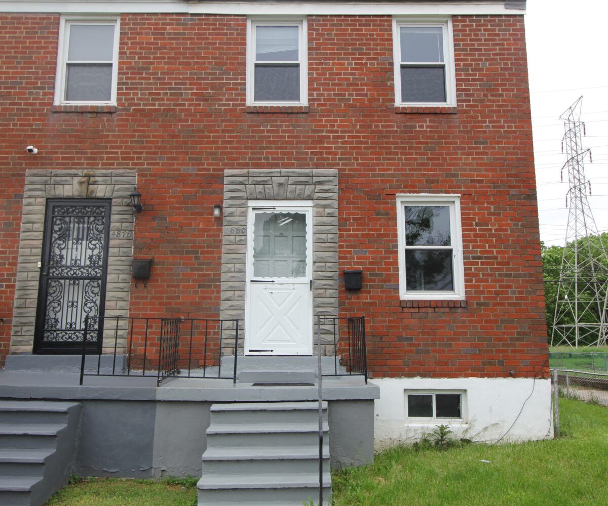 4880 Greencrest Road Baltimore