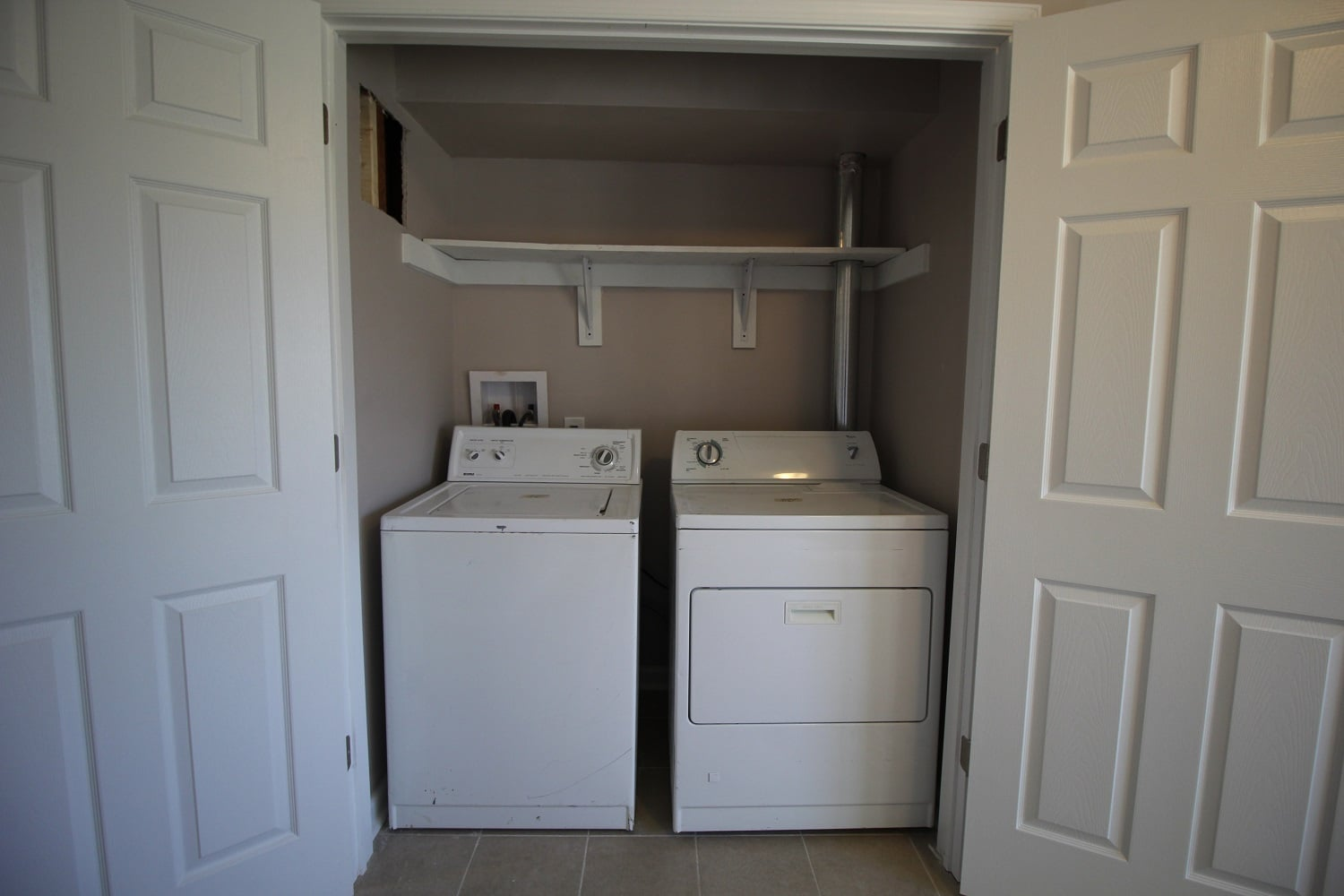 Washer and Dryer at Garrison Townhomes