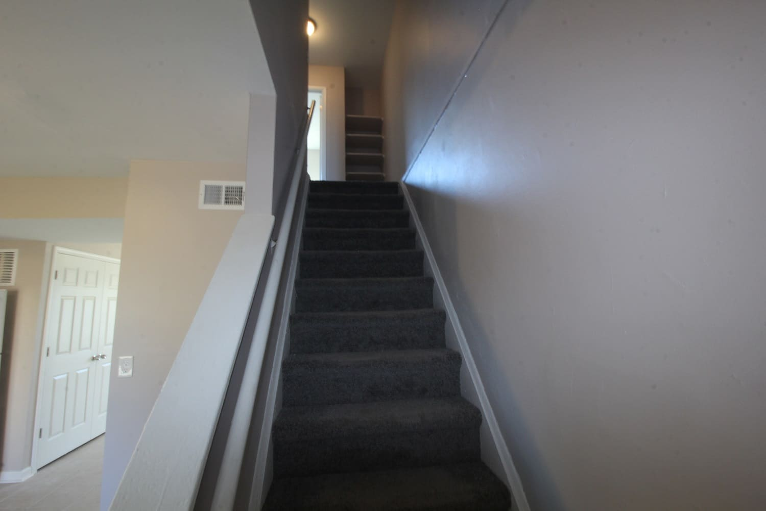 Garrison Townhomes Staircase