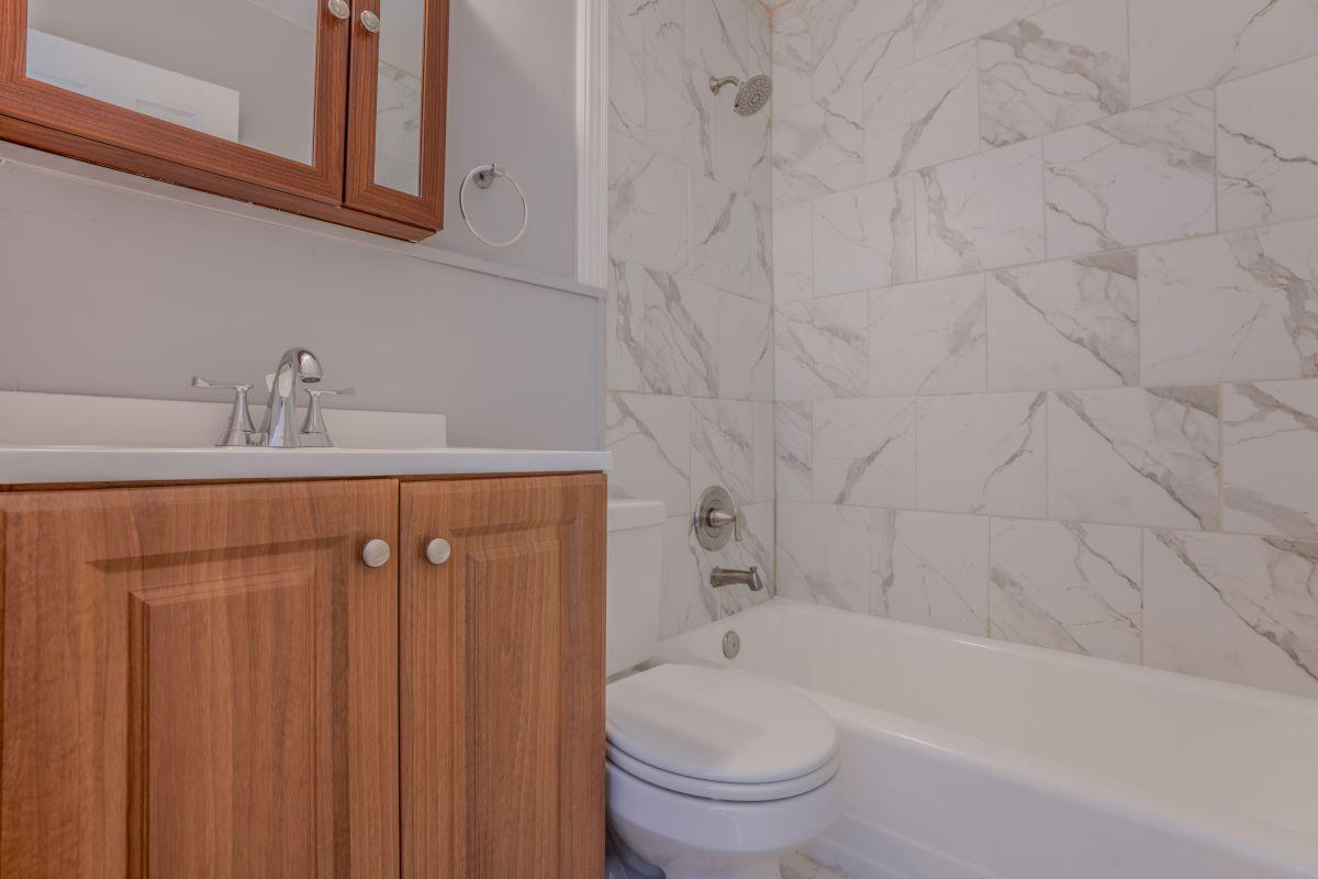 Well Organized Bathroom 10 E Madison Apt 2D