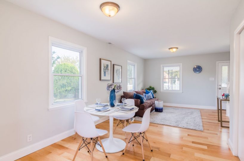 Open Plan Layout at 7722 N Cove Rd, Baltimore