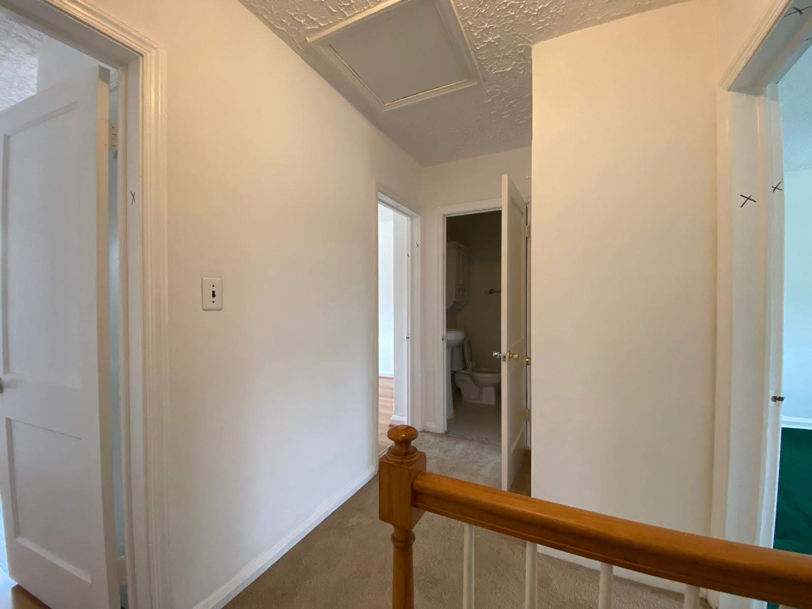 Upstairs at 8357 Ridgely Oak Rd Home in Baltimore