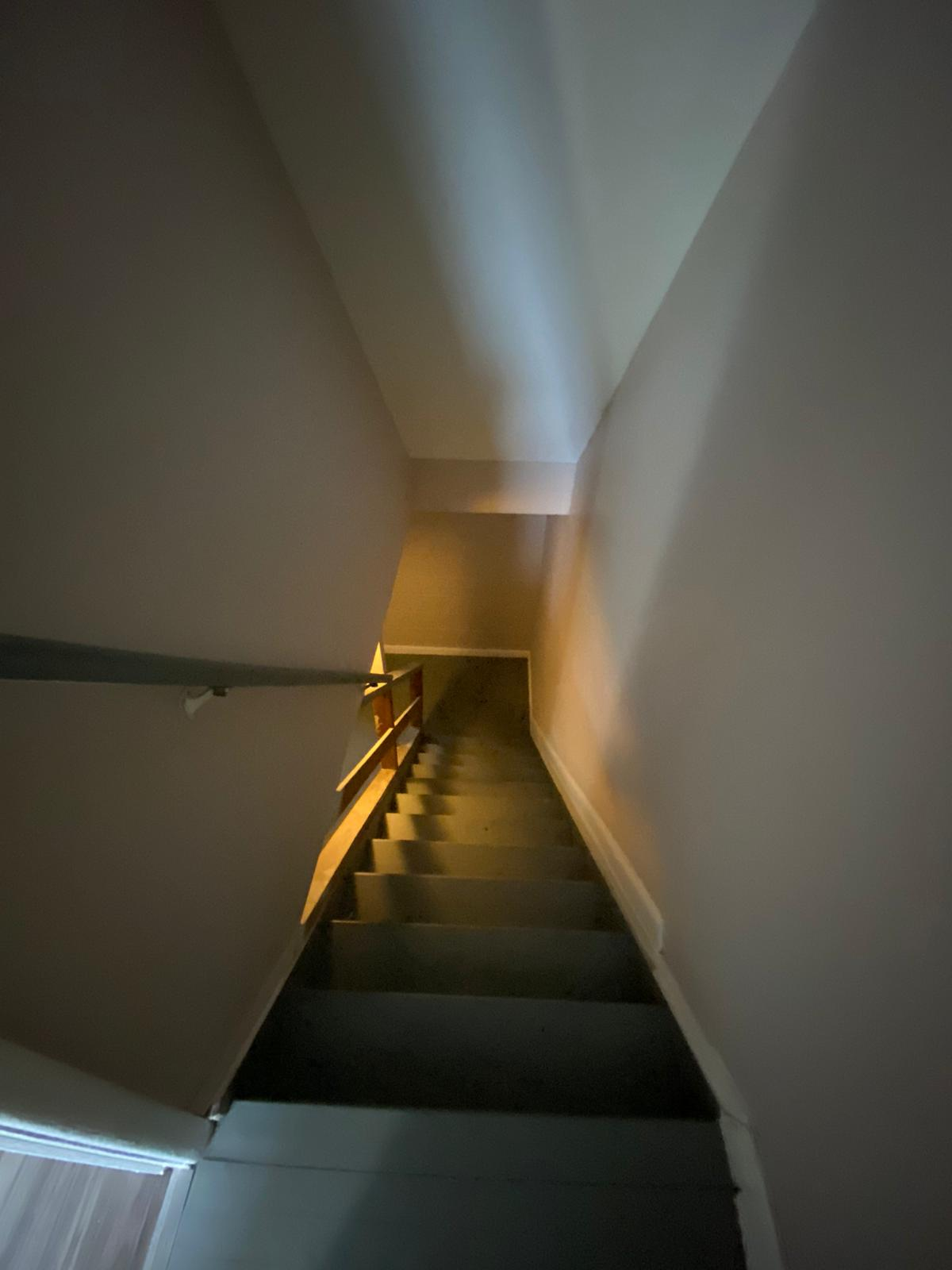 Stairs at Rogers Townhomes