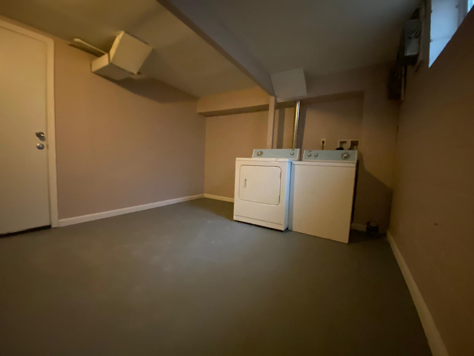 Washer and Dryer at Rogers Townhomes