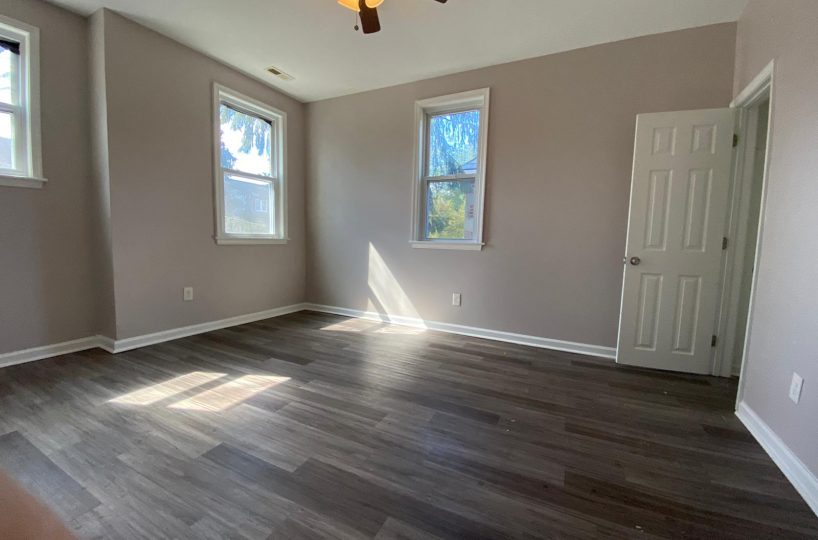 Bedroom with Ceiling Fan in 534 Beaumont Ave Home