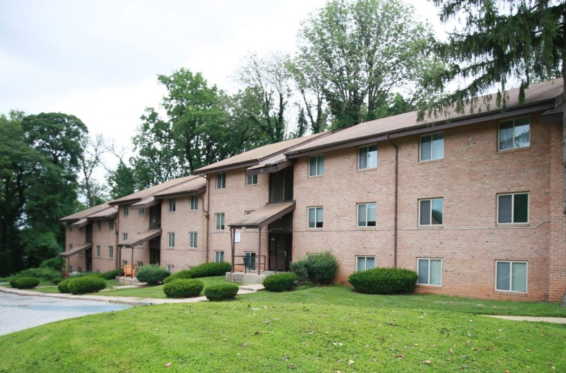 Rogers Post Apartments are Section 8 Rentals in Baltimore