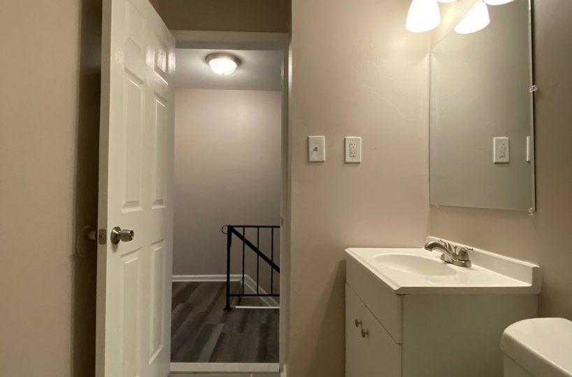 Robinwood bathroom mirror