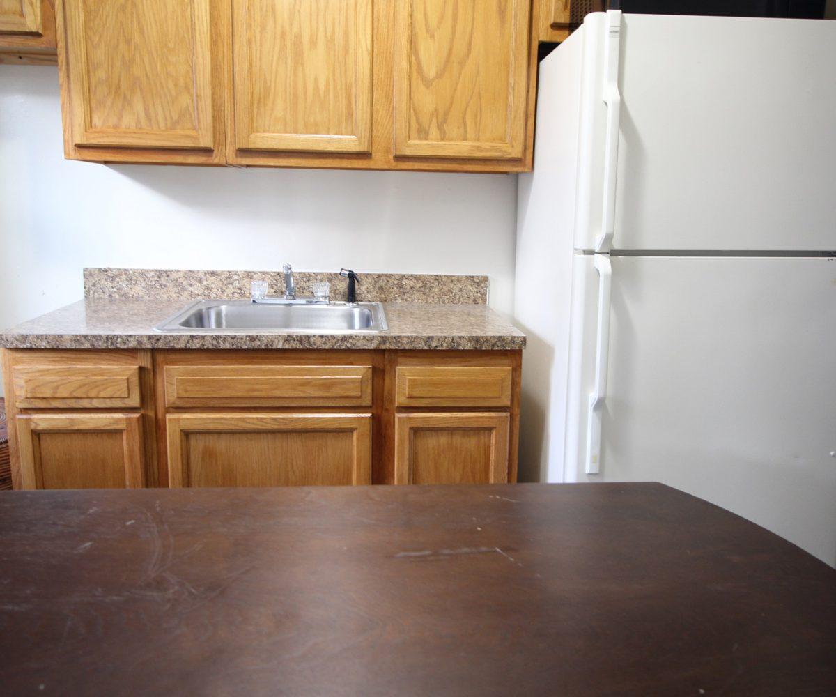 Wildwood Gardens Kitchen with Granite Counters