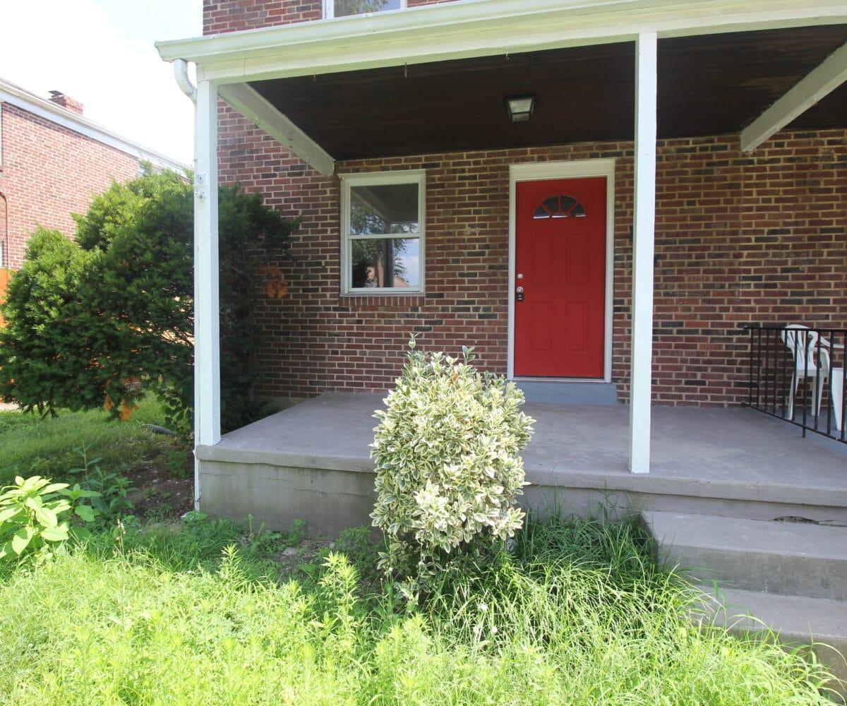Red Front Door on Kentway