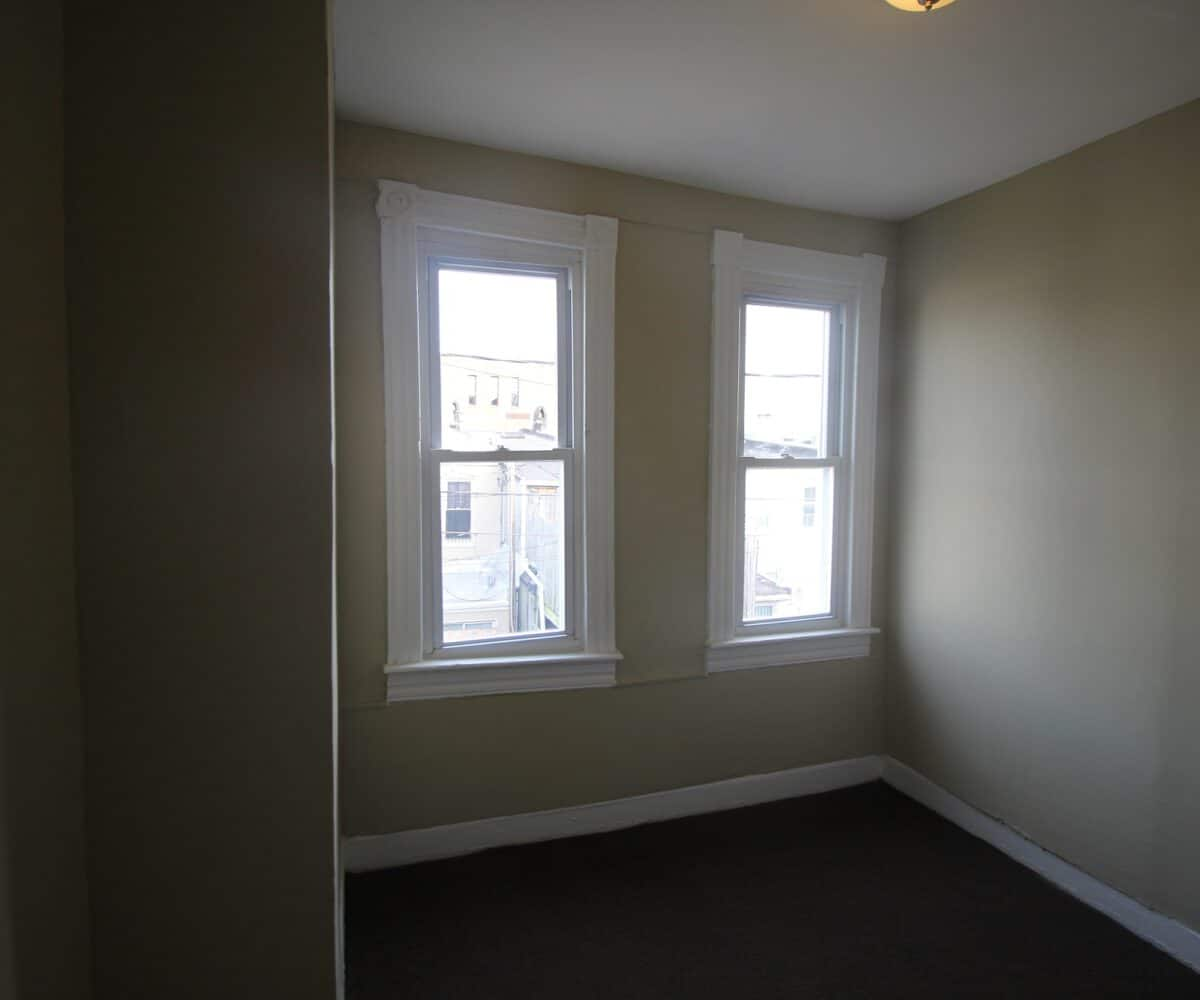 N Luzerne Ave Bedroom with Two Windows
